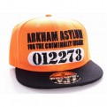 BATMAN ARKHAM ASYLUM - CP009 - ADJUSTABLE CAP FOR THE CRIMINALLY INSANE
