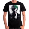 BATMAN ARKHAM ORIGINS - TS1303 - T-SHIRT BAD JOKER FACE S