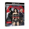 BATMAN V SUPERMAN - DAWN OF JUSTICE (BLU-RAY HD 4K)