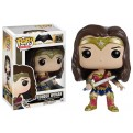 BATMAN V SUPERMAN - POP FUNKO VINYL FIGURE 86 WONDER WOMAN 9 CM