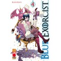 BLUE EXORCIST 4 RISTAMPA