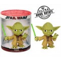BOBFUN004 - STAR WARS - BOBBLE HEAD FUNKO FORCE 12CM YODA