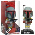 BOBFUN235 - STAR WARS - BOBBLE HEAD FUNKO FORCE BOBA FETT 17 CM