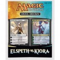 BOX DUEL DECKS ELSPETH VS KIORA (6 MAZZI)
