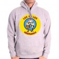 BREAKING BAD - SW016 - FELPA CON CAPPUCCIO LOS POLLOS HERMANOS XL