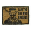 BREAKING BAD - ZERBINO 40x60 CM - I AM THE ONE WHO KNOCKS