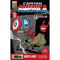 CAPITAN AMERICA 16 - ALL NEW MARVEL NOW - COVER VARIANT ANIMAL