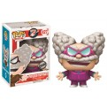 CAPTAIN UNDERPANTS - POP FUNKO VINYL FIGURE 427 PROFESSOR POOPYPANTS PURPLE