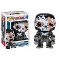 CIVIL WAR - POP FUNKO VINYL FIGURE 140 CROSSBONES BATTLE DAMAGED 9CM