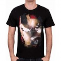 CIVIL WAR - TS020 - T-SHIRT IRON MASK L