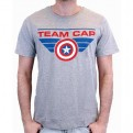 CIVIL WAR - TS033 - T-SHIRT TEAM CAP L