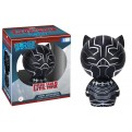 CIVIL WAR DORBZ - 110 BLACK PANTHER 8 CM