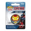 CIVIL WAR POP! PINS - IRON MAN