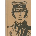 CORTO MALTESE - NOTEBOOK - PORTRAIT (18X25 CM)