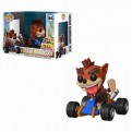 CRASH TEAM RACING - POP FUNKO VINYL FIGURE RIDES 64 CRASH BANDICOOT