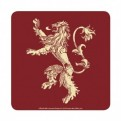 CST1GT05 - GAME OF THRONES - COASTER SINGLE - GAME OF THRONES (LANNISTER)