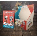 CUPHEAD - MYSTERY PIN BADGES BOX (12PZ)