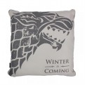 CUSHGT01 - GAME OF THRONES - CUSHION FILLED - GAME OF THRONES (STARK)