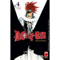 D.GRAY-MAN 4 - TERZA RISTAMPA