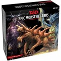 D&D 5.0 - MONSTER CARDS - EPIC MONSTERS - ENG