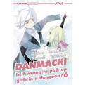 DANMACHI NOVEL 6 - IS IT WRONG TO PICK UP GIRLS IN A DUNGEON?