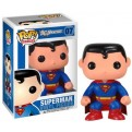 DC COMICS - POP FUNKO VINYL FIGURE 07 SUPERMAN 10 CM