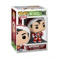 DC COMICS: HOLIDAY - POP FUNKO VINYL FIGURE 353 SUPERMAN W/ SWEATER 9CM