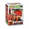 DC COMICS: HOLIDAY - POP FUNKO VINYL FIGURE 356 RUDOLPH FLASH 9CM