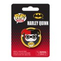 DC COMICS POP! PINS BADGE - HARLEY QUINN