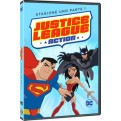 DC JUSTICE LEAGUE: ACTION S1 P1 - DVD