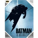 DC UNIVERSE - THE DARK KNIGHT RETURNS - GLASS POSTER (30X40CM) - BATMAN BY MILLER