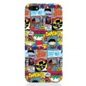 DCHIBI01 - COVER IPHONE 5 HEROES COMICS OPACA