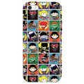 DCHIBI03 - COVER IPHONE 6-6S DC SUPERHERO'S BOX