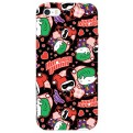 DCHIBI06 - COVER IPHONE 5 JOKER AND HARLEY'S LOVE OPACA