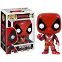 DEADPOOL - POP FUNKO VINYL FIGURE 112 DEADPOOL THUMBS UP 10 CM