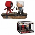 DEADPOOL - POP FUNKO VINYL FIGURE MOVIE MOMENTS - 318 DEADPOOL VS CABLE