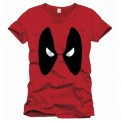 DEADPOOL - TS026 - T-SHIRT DEADPOOL EYES L