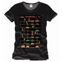 DEADPOOL - TS036 - T-SHIRT DEADPOOL GAME L