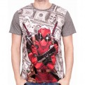 DEADPOOL - TS042 - T-SHIRT DEADPOOL DOLLAR S