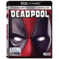 DEADPOOL  UHD (4K Ultra HD + Blu-Ray)
