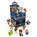 DISNEY- MYSTERY MINI FIGURES 6CM - HEROES VS VILLAINS DISPLAY (12 PZ)