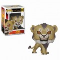 DISNEY - IL RE LEONE - POP FUNKO VINYL FIGURE 548 SCAR 9CM