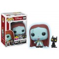 DISNEY - POP FUNKO VINYL FIGURE 209 SALLY SEATED WITH CAT - LIMITED EDITION
