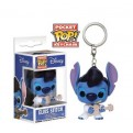 DISNEY - POP FUNKO VINYL KEYCHAIN ELVIS STITCH 4 CM