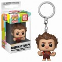 DISNEY - WRECK-IT RALPH 2 - POP FUNKO VINYL KEYCHAIN WRECK-IT RALPH