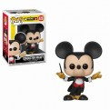 DISNEY: MICKEY'S 90TH ANNIVERSARY - POP FUNKO VINYL FIGURE 428 CONDUCTOR MICKEY 9CM