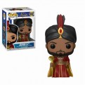 DISNEY ALADDIN - POP FUNKO VINYL FIGURE 542 JAFAR THE ROYAL VIZIER 9CM