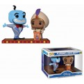 DISNEY ALADDIN - POP FUNKO VINYL FIGURE MOVIE MOMENTS - 409 ALADDIN'S FIRTS WISH - NEW YORK TOY FAIR
