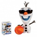 DISNEY FROZEN - POP FUNKO VINYL FIGURE 120 SUMMER OLAF 9 CM