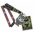 DISNEY PRINCESS - POP LANYARDS - MALEFICENT